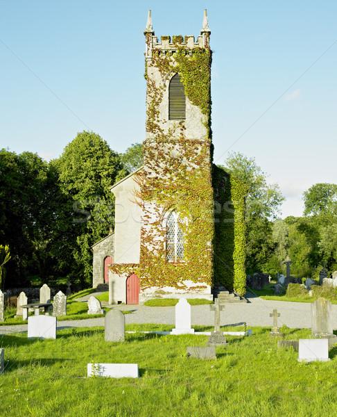 ストックフォト: アイルランド · 建物 · 旅行 · アーキテクチャ · 墓 · 墓地