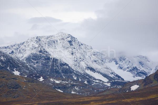 Jotunhejme National Park, Norway Stock photo © phbcz
