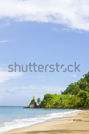 Duquesne Bay, Grenada Stock photo © phbcz