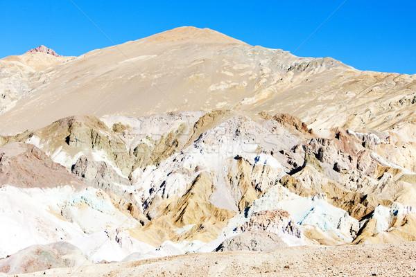 Paletine sürmek ölüm vadi park Kaliforniya Stok fotoğraf © phbcz