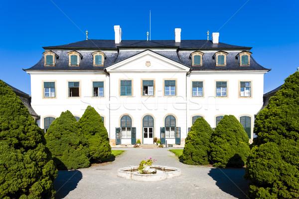 Namest na Hane Palace, Czech Republic Stock photo © phbcz