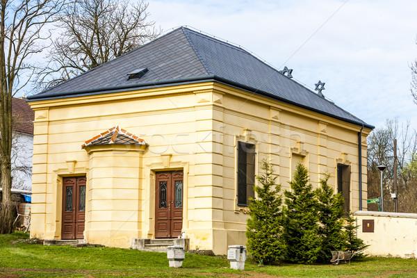 シナゴーグ チェコ共和国 教会 旅行 アーキテクチャ ヨーロッパ ストックフォト © phbcz