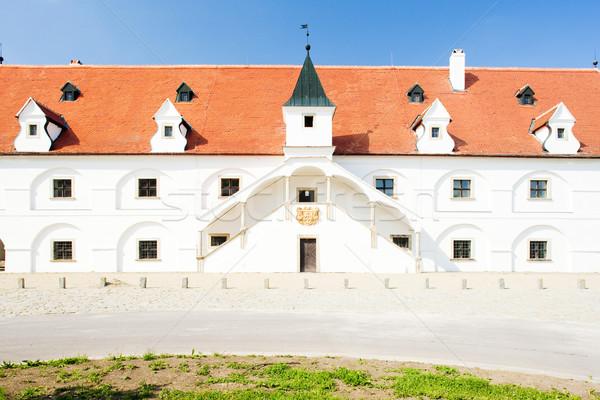 水 ミル チェコ共和国 建物 アーキテクチャ 学習 ストックフォト © phbcz
