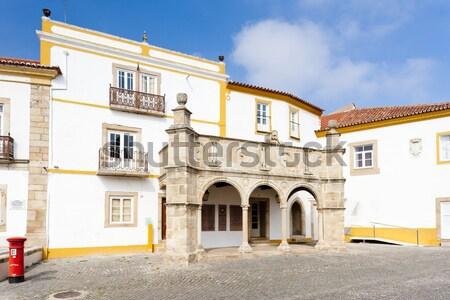 ポルトガル 建物 アーキテクチャ 歴史 屋外 ストックフォト © phbcz