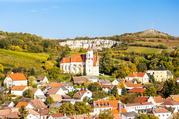 Falkenstein Castle, Lower Austria, Austria Stock photo © phbcz