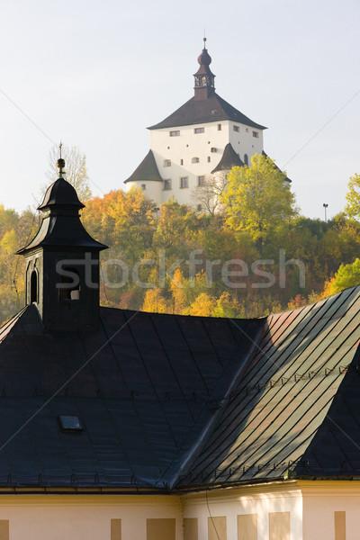 New Castle, Banska Stiavnica, Slovakia Stock photo © phbcz