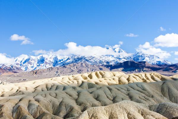 Point mort vallée parc Californie USA Photo stock © phbcz