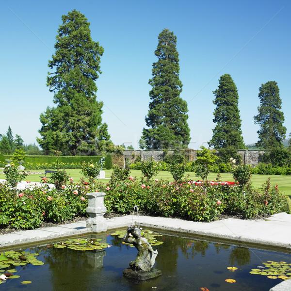 Powerscourt Gardens, County Wicklow, Ireland Stock photo © phbcz