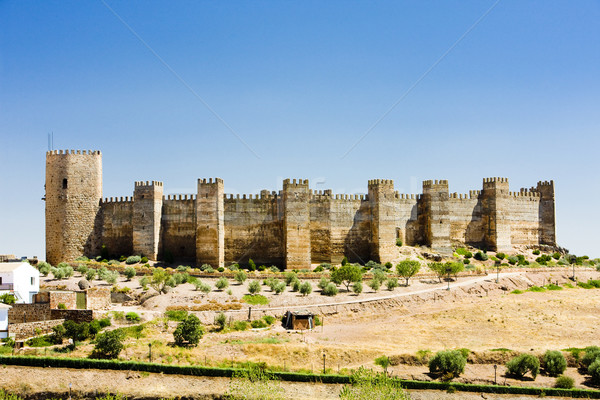 Banos de la Encima, Jaen Province, Andalusia, Spain Stock photo © phbcz