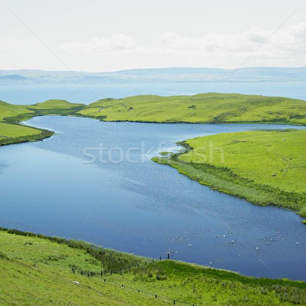 Rathlin Island, County Antrim, Northern Ireland Stock photo © phbcz