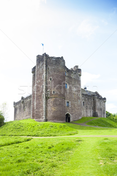 Doune Castle, Stirlingshire, Scotland Stock photo © phbcz