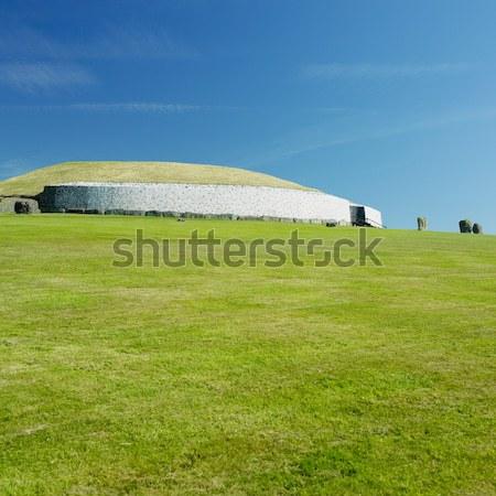 Newgrange, County Meath, Ireland Stock photo © phbcz