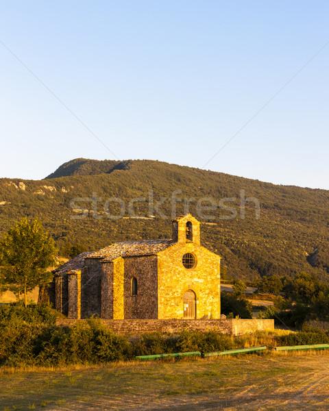 Capela França igreja viajar arquitetura europa Foto stock © phbcz