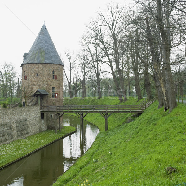 Huis Bergh Castle, Netherlands Stock photo © phbcz