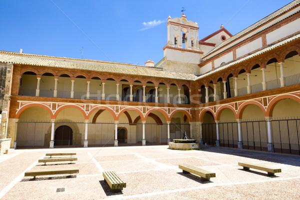 St Francis church, Cordoba, Andalusia, Spain Stock photo © phbcz