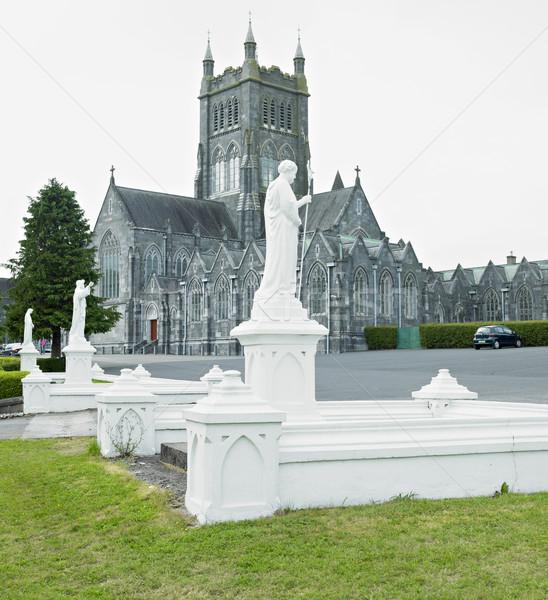 Mt Melleray Cistercian Abbey, County Waterford, Ireland Stock photo © phbcz