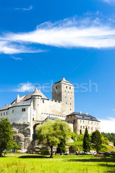 Kost Castle, Czech Republic Stock photo © phbcz