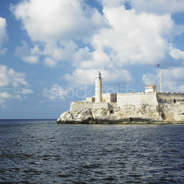 Castillo del Morro, Havana, Cuba Stock photo © phbcz