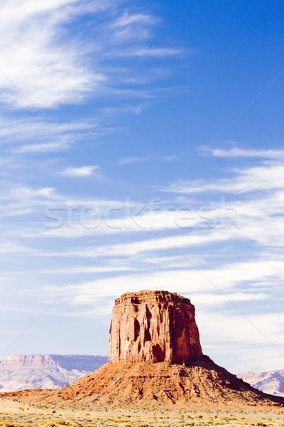 Vallei park USA reizen rock landschappen Stockfoto © phbcz