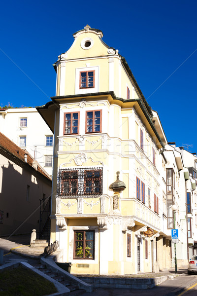 House of the good shepherd, Bratislava, Slovakia Stock photo © phbcz