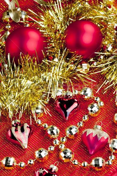 Christmas still life Stock photo © phbcz