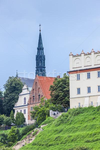 Sandomierz, Swietokrzyskie Voivodeship, Poland Stock photo © phbcz