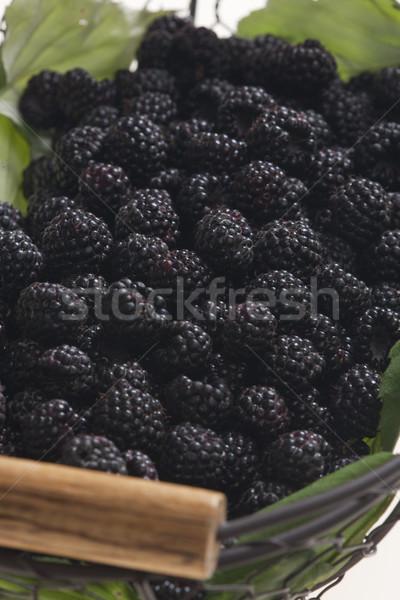корзины здоровья плодов Сток-фото © phbcz