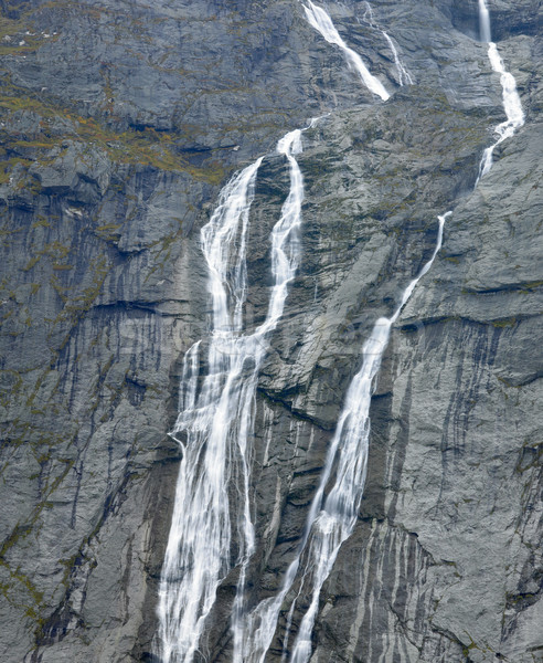 Jostedalsbreen National Park, Norway Stock photo © phbcz