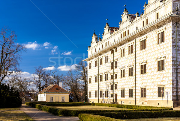 Litomysl Palace, Czech Republic Stock photo © phbcz