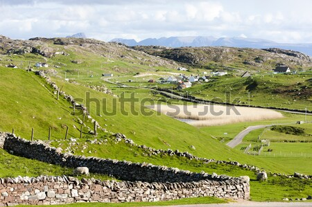 Stoer landscape, Highlands, Scotland Stock photo © phbcz