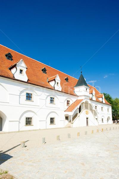 水 ミル チェコ共和国 建物 アーキテクチャ 歴史 ストックフォト © phbcz
