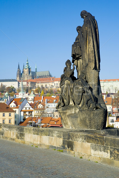 Stock photo: Prague, Czech Republic