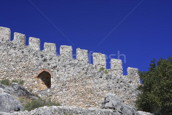Alanya Castle Stock photo © photoblueice
