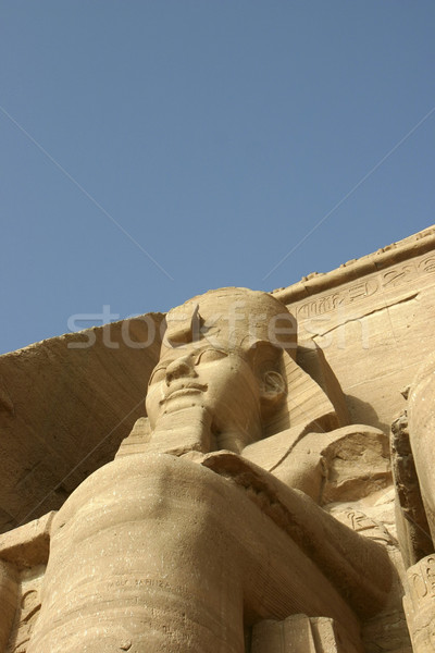 статуя храма Сток-фото © photoblueice