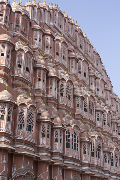 Hawa Mahal Palace of the Wind Stock photo © photoblueice
