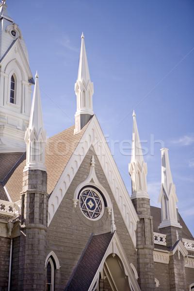 Церкви Юта Сток-фото © photoblueice