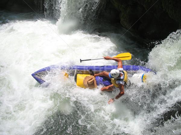 нижний водопада реке Белиз Сток-фото © photoblueice