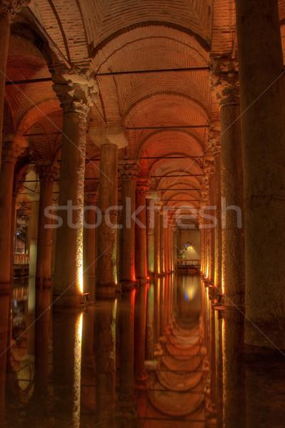 Basilique citerne intérieur Photo stock © photoblueice