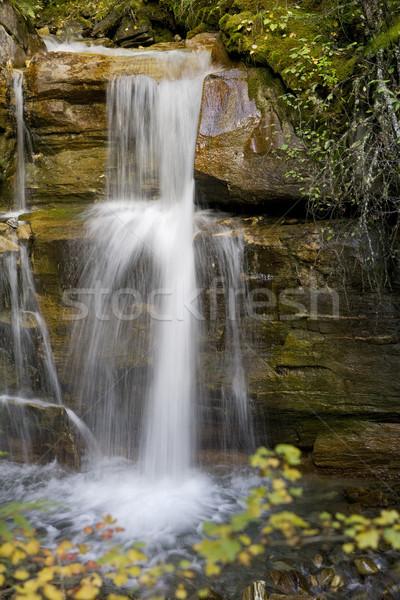 Small Waterfall Stock photo © photoblueice