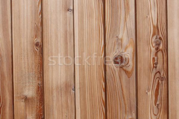 Holz Planke schönen gemalt Holz Gebäude Stock foto © photochecker