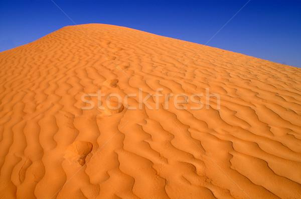 Meer Sand schönen Tag Textur Sonne Stock foto © photochecker