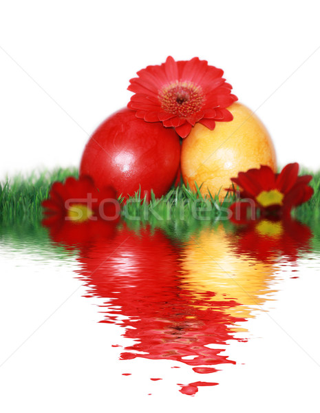 Beautiful decoration at Easter time  Stock photo © photochecker