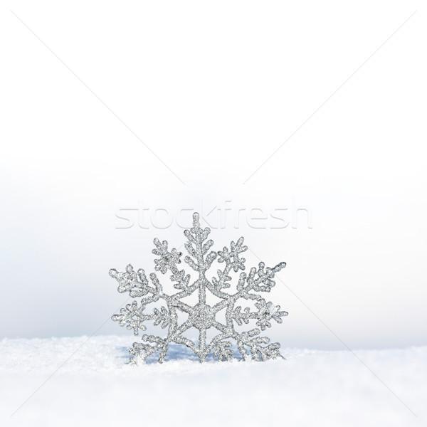 beautiful winter wallpaper Stock photo © photochecker