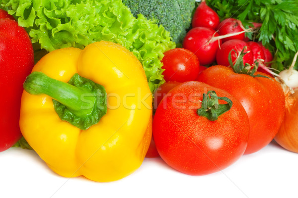 mix of fresh vegetables   Stock photo © Photocrea