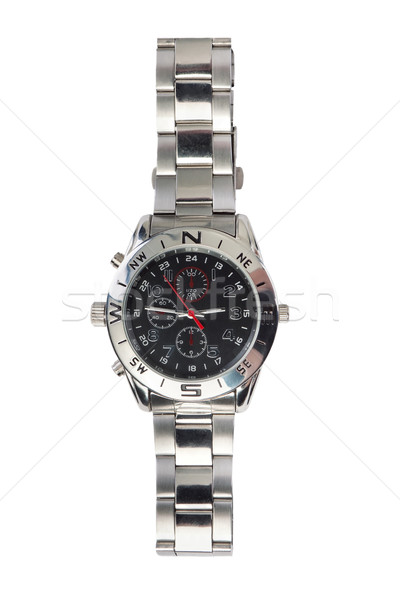 Watches isolated on white Stock photo © Photocrea