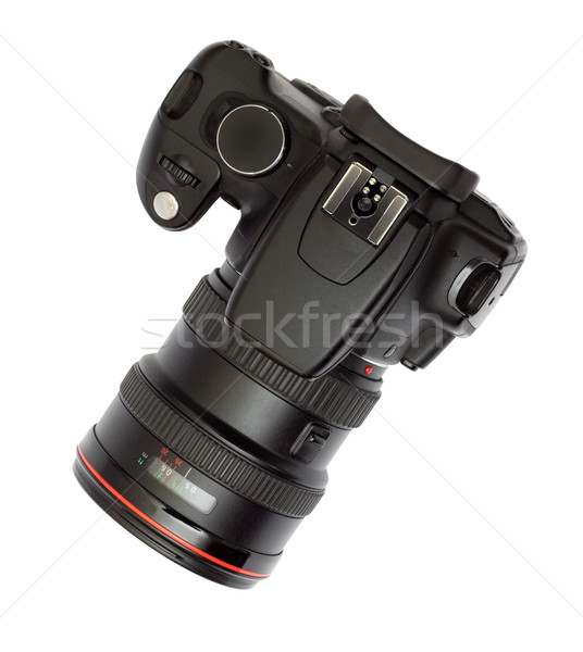 Digital photocamera isolated on white  Stock photo © Photocrea