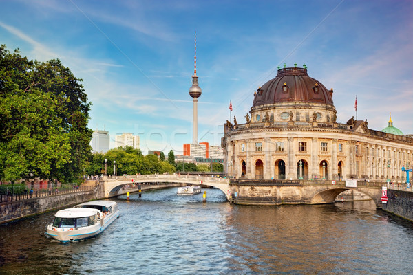 The Bode Museum, Berlin, Germany Stock photo © photocreo