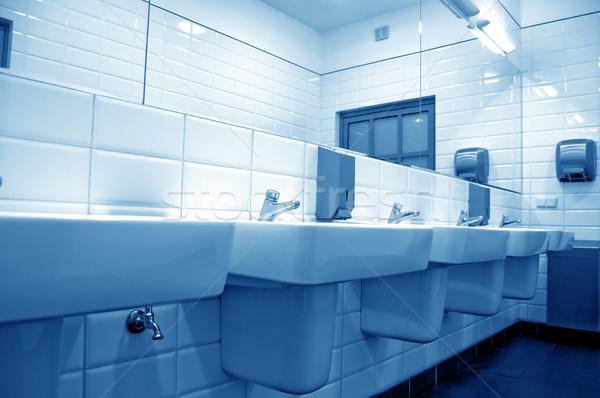 Public toilet Stock photo © photocreo