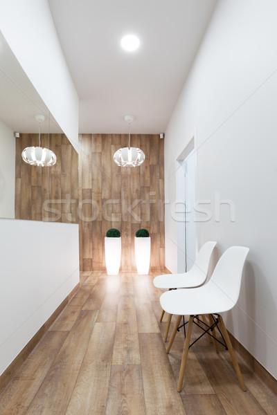 現代 待合室 受付 インテリア ストックフォト © photocreo