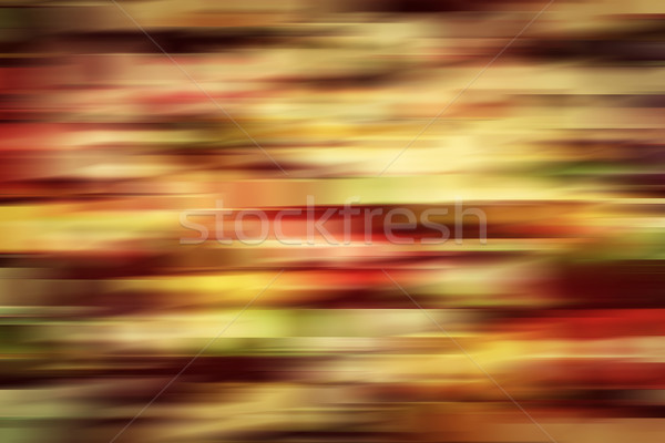 Colorful vintage motion blur abstract background Stock photo © photocreo